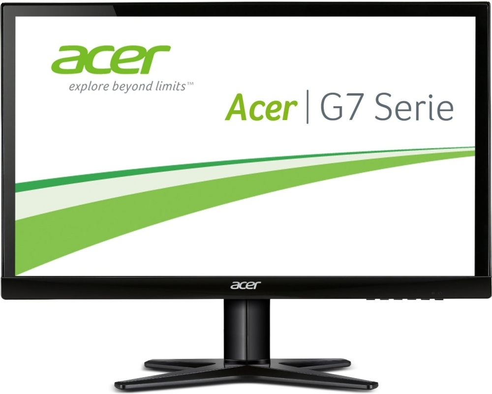 "Acer LCD G227HQLAbid, 55cm (22"") IPS LED, 1920 x 1080, 100M:1, 250cd/m2, 178°/ 178°, 6ms, VGA, DVI, HDMI, Black,"