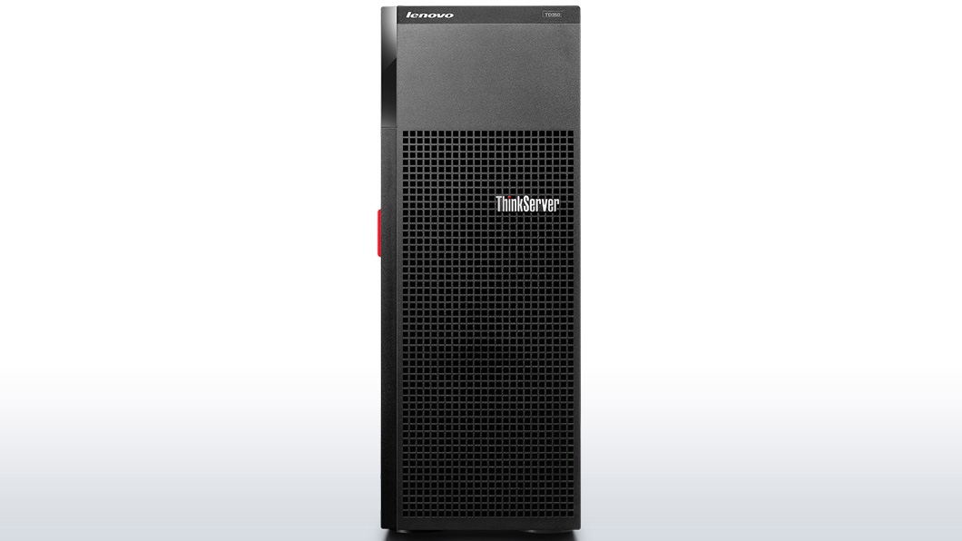 ThinkServer TD350 TWR/E5-2620/1x8GB/DVD/750W Platinum