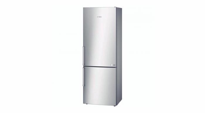 Kombinovaná chladnička Bosch KGE 49 BI 40