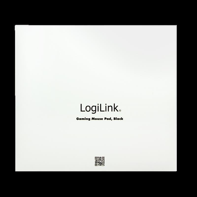 LOGILINK - Herní podložka pod myš