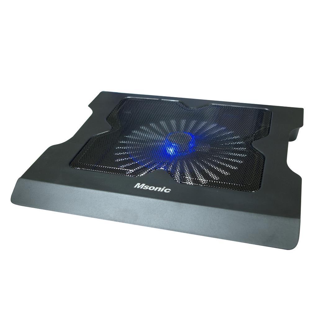 MSONIC Chladící podložka pod notebooky 15,7'' slim MQ1754