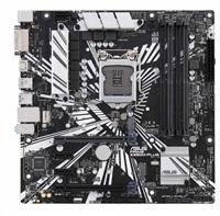 ASUS MB Sc LGA1151 PRIME Z390M-PLUS, Intel Z390, 4xDDR4, VGA, mATX
