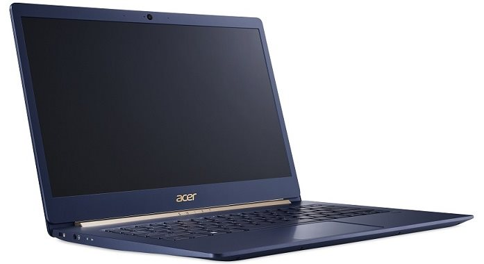 "Acer Swift 5 (SF514-53T-7715) Core i7-8565U/16GB OB/512GB SSD+N/14"" FHD IPS Multi-touch LCD/HD Graphics/W10 Home/Blue"