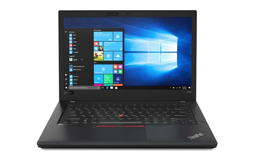 "Lenovo ThinkPad A485 Ryzen 5 Pro/8GB/256GB SSD/Radeon Vega 8/14""FHD IPS/Win10PRO/Black"
