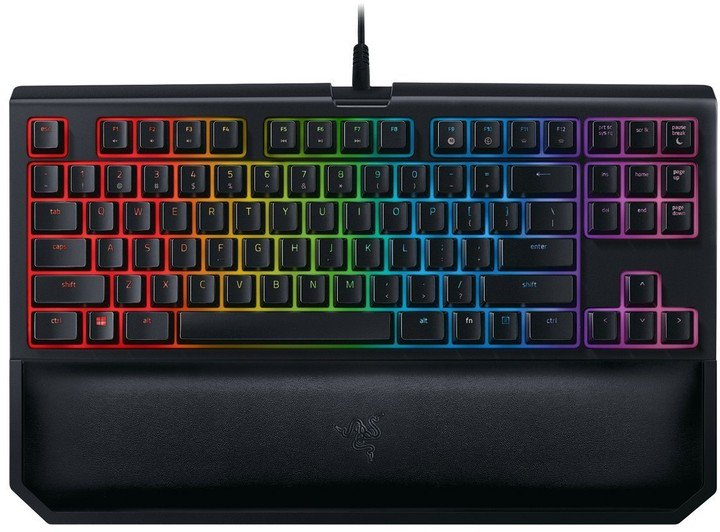 BlackWidow Tournament Ed. Chroma V2(GreenSwitch)US