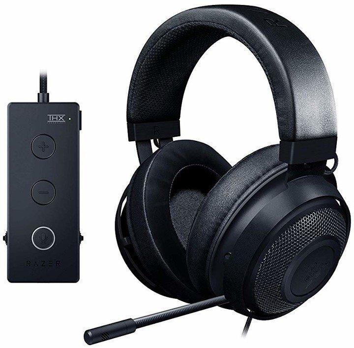 Gaming headset Razer Kraken Tournament Ed. Black