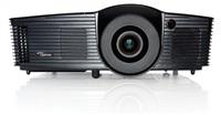 Optoma projektor HD141X (DLP, FULL 3D 1080p, 3 000 ANSI, 23 000:1, 2x HDMI, MHL, 10W speaker) - ROZBALENO - BAZAR