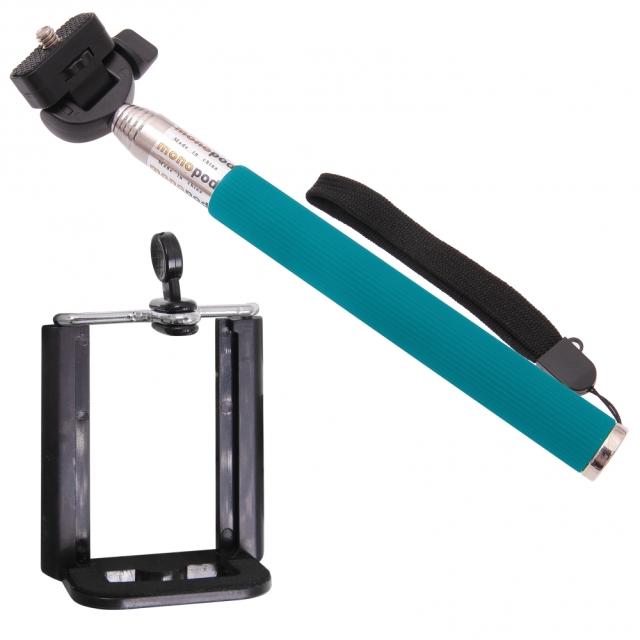 ALIGATOR Selfie držák modrý