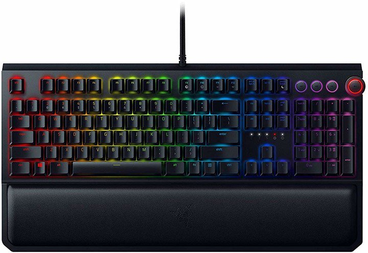 BlackWidow Tournament Ed. Chroma V2(OrangSwitch)US