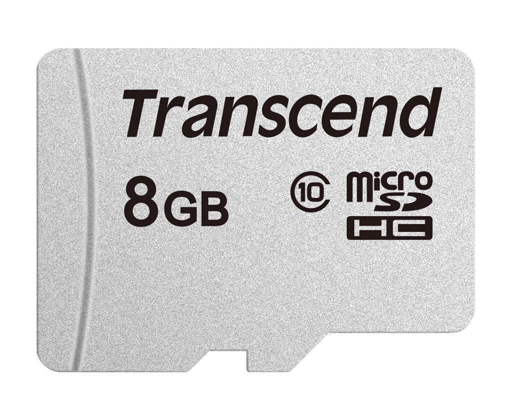 Transcend 8GB SDHC 300S (Class 10) paměťová karta
