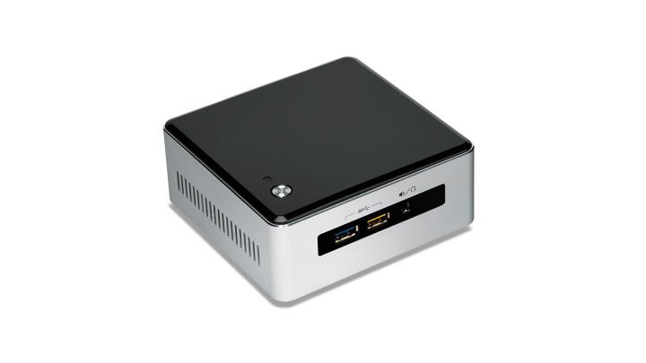 """Intel NUC Kit 5I5RYH i5/USB3/mHDMI/mDP/WF/M.2/2,5"""""""