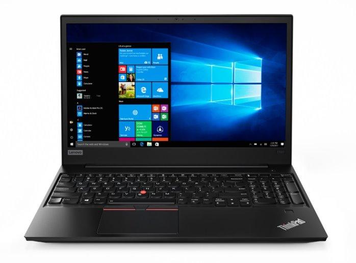 """Lenovo ThinkPad E580 i7-8550U/16GB/512GB SSD/Radeon2GB/15,6""""FHD IPS matný/Win10 Pro černý"""