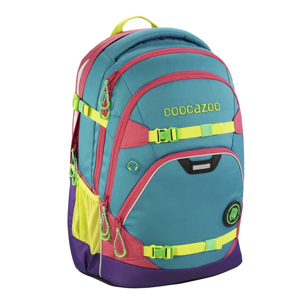 Školní batoh coocazoo ScaleRale, Holiman, certifikát AGR