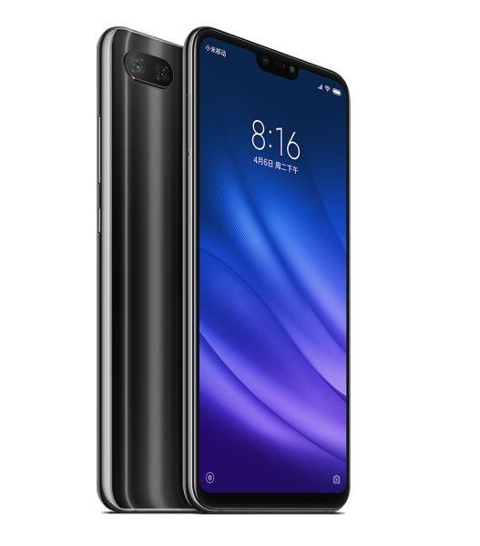 Xiaomi Mi 8 Lite Black/6,26´´ FullHD+/2GHz OC/4GB/64GB/SD/2xSIM/12+5MPx/3350mAh