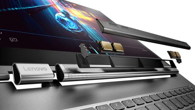 "Lenovo YOGA C930-13IKB i7-8550U 4,00GHz/16GB/1TB SSD/13,9"" UHD/IPS/multitouch/ActivePen/FPR/WIN10 PRO šedá 81C4002MCK"