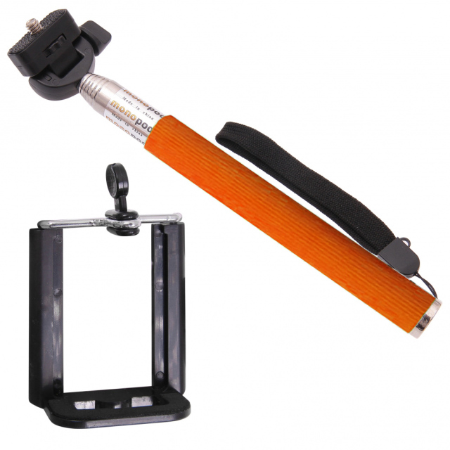 ALIGATOR Selfie držák oranžový