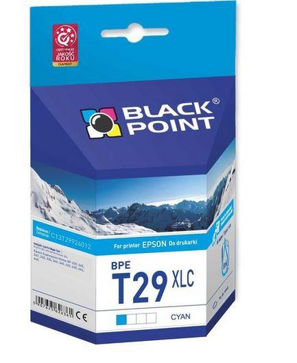Ink cartridge Black Point BPET29XLC | cyan | 9,6 ml | Epson C13T29924012