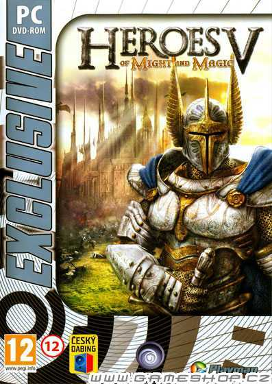 Ubisoft PC hra EXCLUSIVE Heroes of Might and Magic V: Tribes of the East