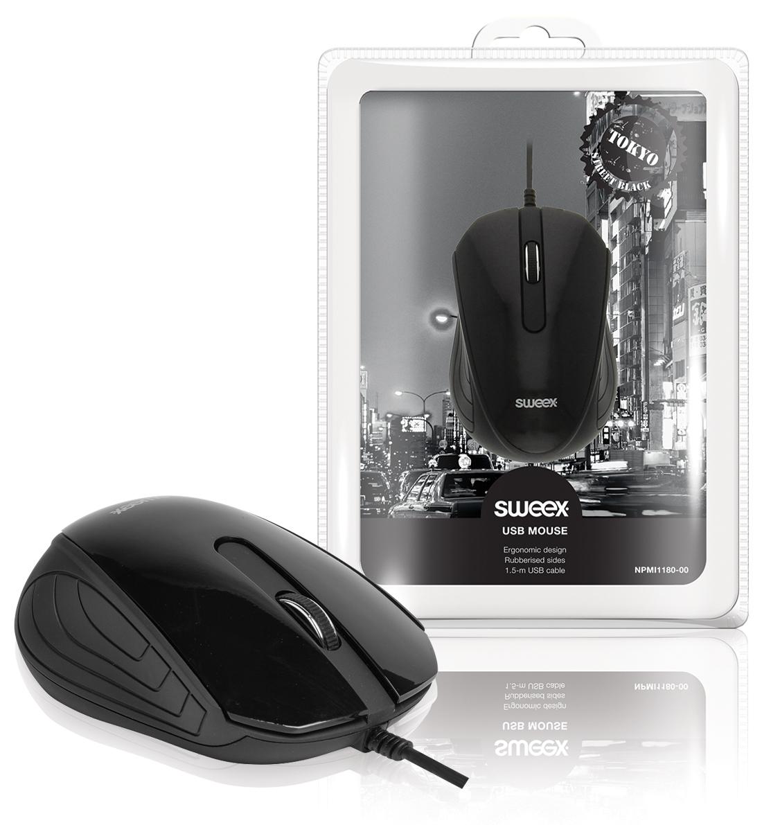 Sweex NPMI1180-00 - USB myš Tokyo