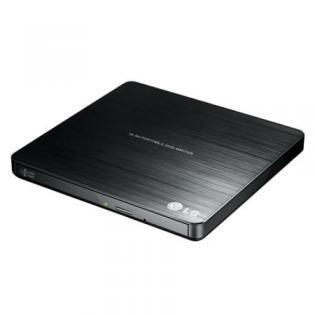 DVDRW LG GP57EB40 8x USB externí slim černá