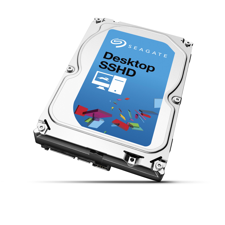 """Seagate Desktop SSHD, 1TB HDD, 8GB SSD, 3.5"""", SATAIII, 64MB cache, 7.200RPM"""