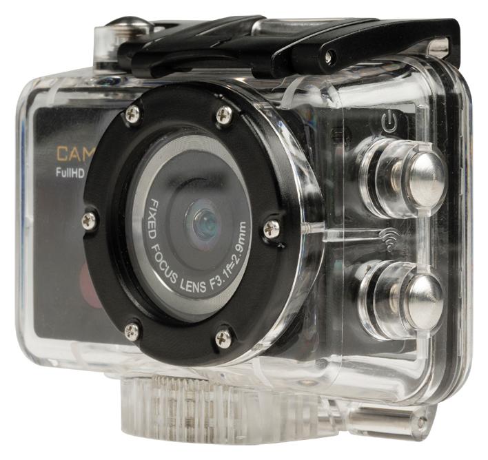 CAMLINK Akční Full HD kamera 1080p s funkcí WiFi - CL-AC20*