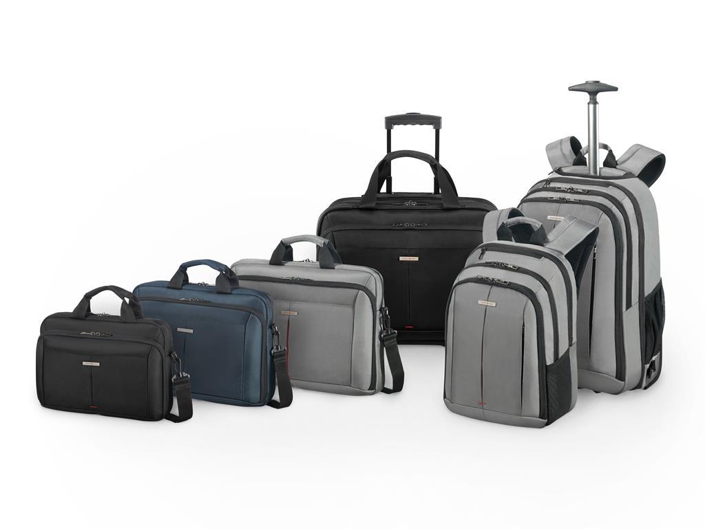 SAMSONITE CM5-09-009 Backpack SAMSONITE CM509009 15,6GUARDIT 2.0,WH,comp,doc.,tablet,pocket, Black