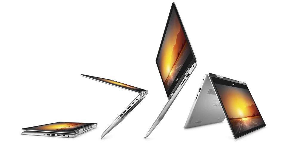 "DELL Inspiron 14 5482 Touch/i5-8265U/8GB/256GB SSD/14""/FHD/CAM/Win 10 PRO 64bit stříbrný"