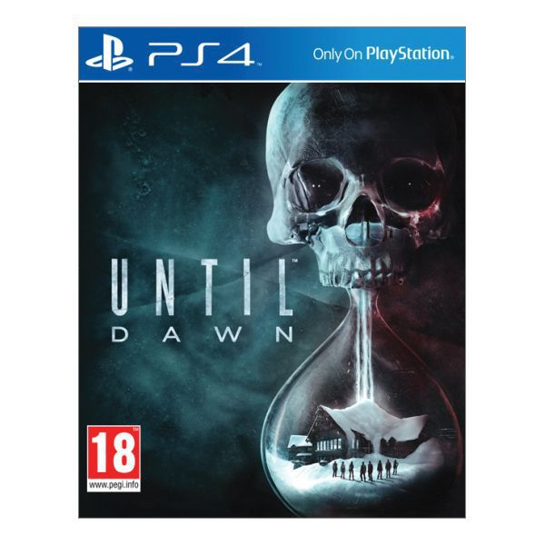 SONY PS4 hra Until Dawn HITS