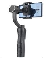 4smarts Gimbal Follow Me pro mobilní telefony a kamery, černá