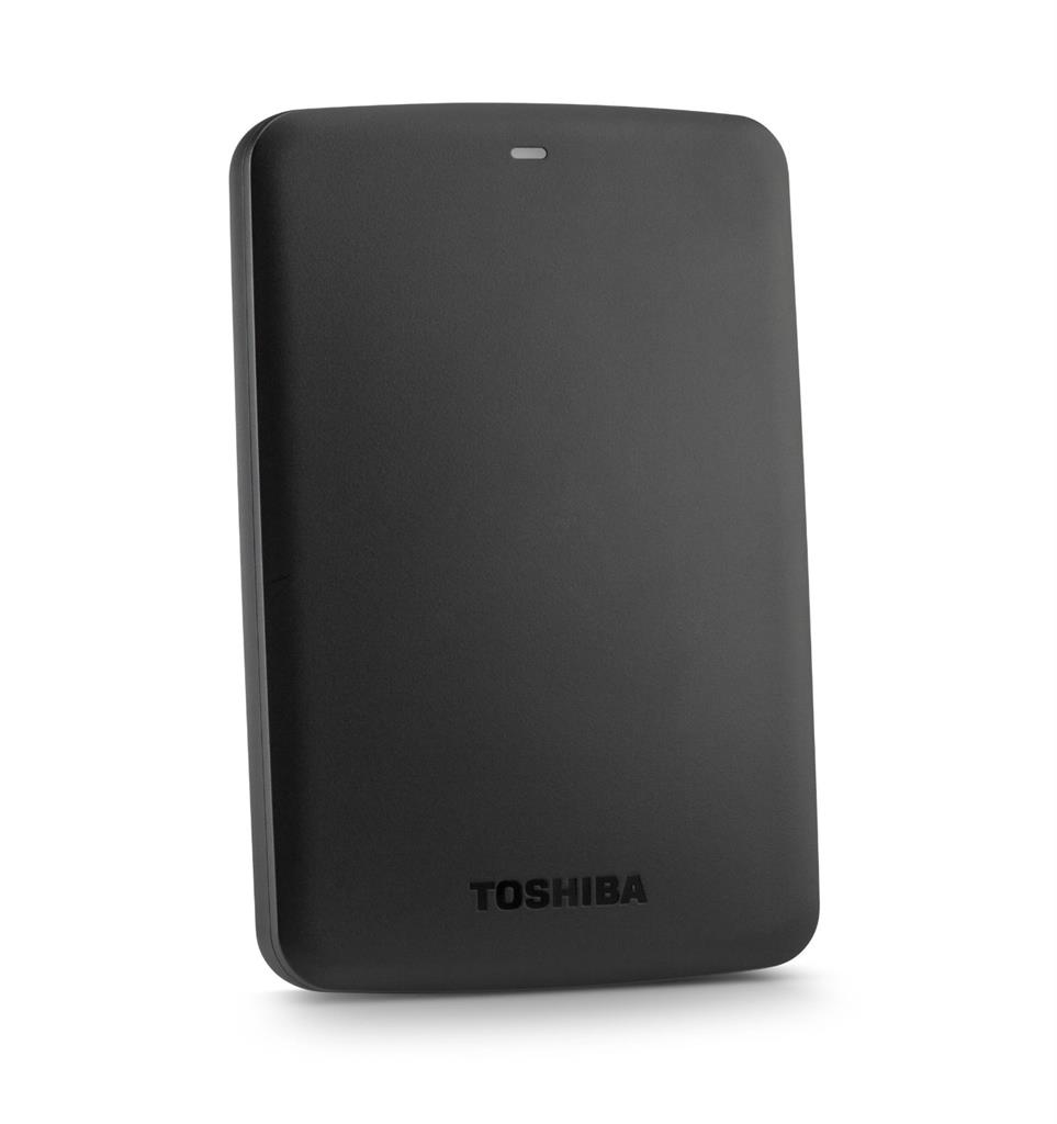 External HDD Toshiba Canvio Basics 2.5'' 4TB USB 3.0, Black