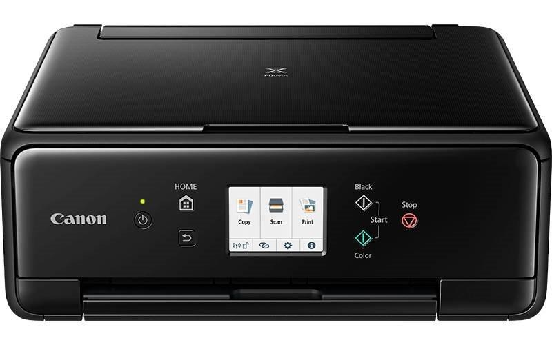 Canon PIXMA TS6250 - PSC/Wi-Fi/WiFi-Direct/BT/Duplex/PictBridge/4800x1200/USB black
