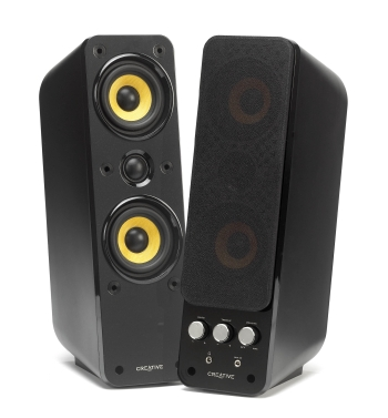 Creative Gigaworks T40 Series II, reproduktory 2.0, RMS 32W