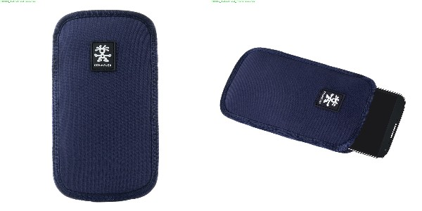 Crumpler Base Layer Smart Phone 95 - sunday blue/copper