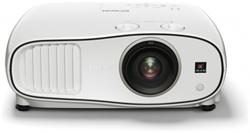 Epson projektor EH-TW6700W, 3LCD, 3000ANSI, 70000:1, Full HD, 3D, HDMI, Wifi + platno