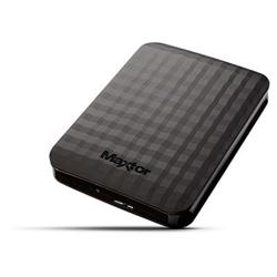 Maxtor HDD External M3 Portable (2.5'',500GB,USB 3.0) Black