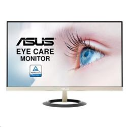 "ASUS VZ279Q 27"" IPS 1920x1080 Full HD 80mil:1 5ms 250cd HDMI DP D-Sub repro, čierno - zlatý"