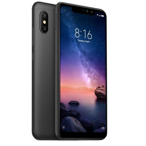 Xiaomi Redmi Note 6 Pro Global Black/6,26´´ 2280x1080 FullHD/1,8GHz OC/3GB/32GB/SD/2xSIM/FP/12+5MPx/4000mAh