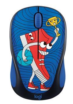 Logitech® Wireless Mouse M238 - Doodle Collection - SNEAKERHEAD - EMEA