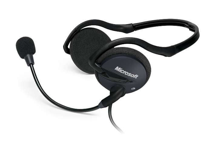 Microsoft headset LifeChat LX-2000