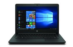 HP 14-dg0000nc, Celeron N4000, 14.0 HD, 4GB, 64GB eMMC, W10S, 2y, Jet Black
