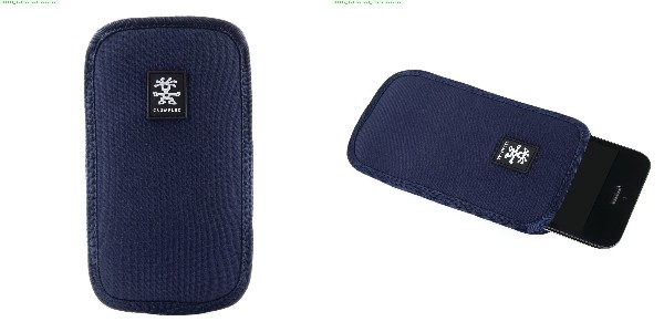 Crumpler Base Layer Smart Phone 90 - sunday blue/copper