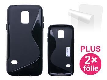 CONNECT IT pouzdro na telefon, Samsung S5 mini (SM-G800), ČERNÉ