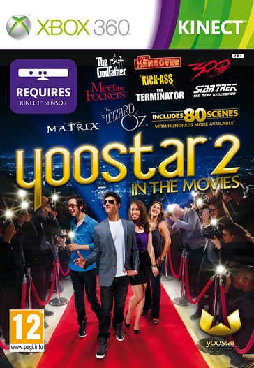 X360 - Yoostar 2: In the Movies
