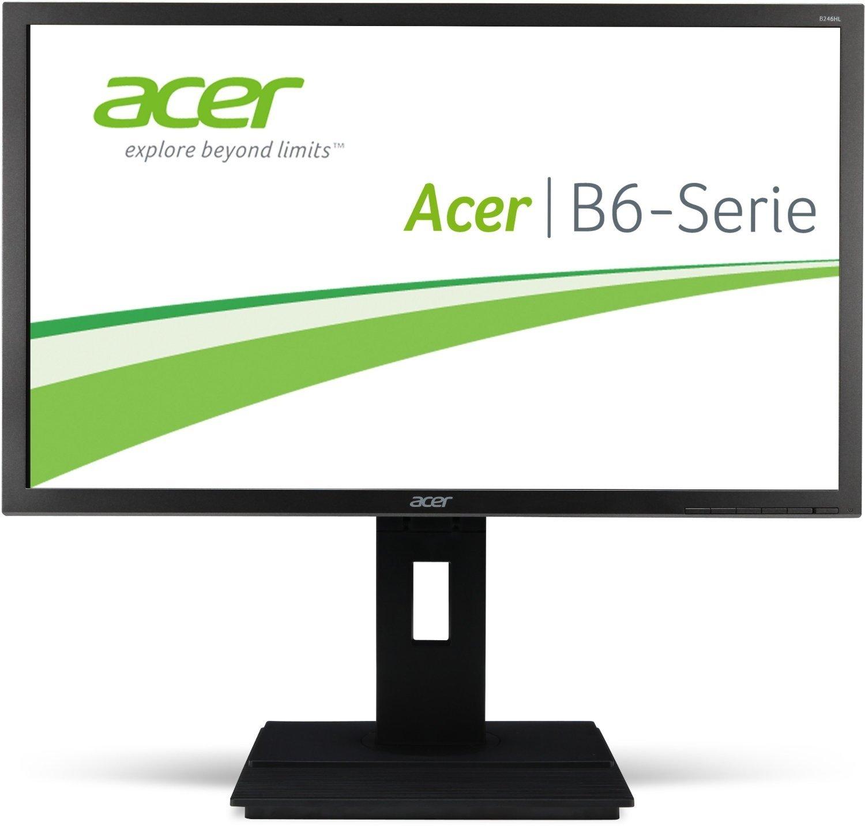 "Acer LCD B246HYLAymidr 23,8"" IPS LED, 1920 x 1080, 100M:1/6ms/DVI/ HDMI/repro/"