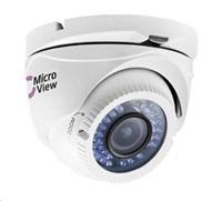 MicroView A13VD Varifocal Dome - bezpečnostní kamera