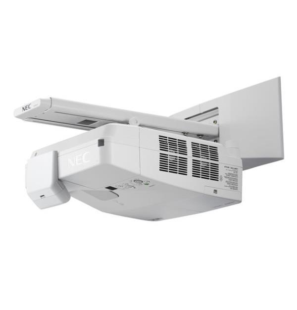 Projector NEC UM301W (LCD, WXGA, 3000AL incl. Wall-mount)