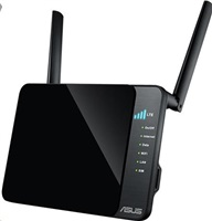 ASUS 4G-N12, Modemový LTE router Wireless-N300