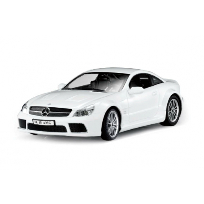 iCess Bluetooth model Mercedes-Benz SL65 AMG bílý