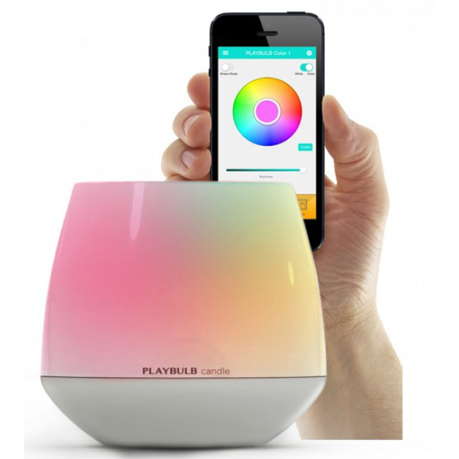 MiPow Playbulb™ Candle chytrá LED Bluetooth svíčka